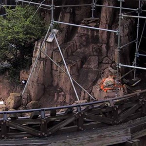 10 of 14: Big Thunder Mountain Railroad - Big Thunder Mountain refurbishment