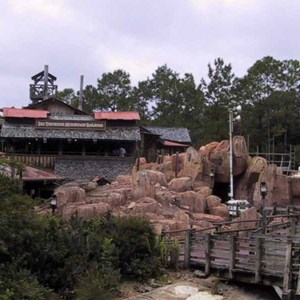 12 of 14: Big Thunder Mountain Railroad - Big Thunder Mountain refurbishment