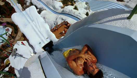 Slush Gusher and Summit Plummet reopen at Disney's Blizzard Beach water park