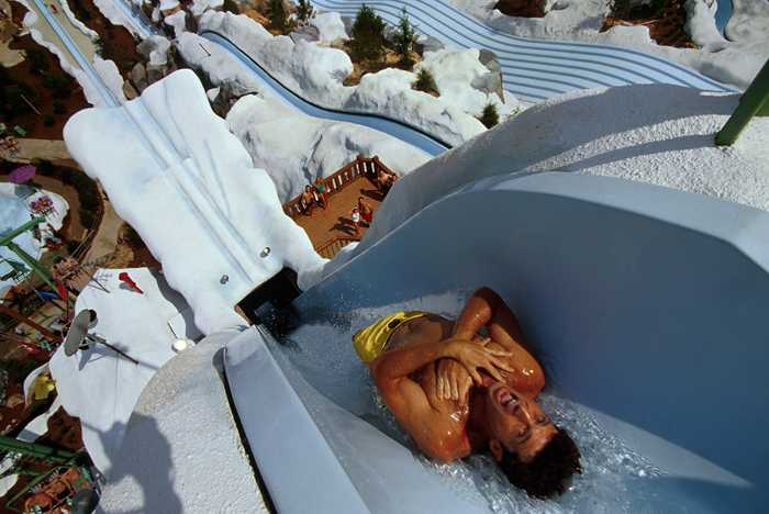 Blizzard Beach overview