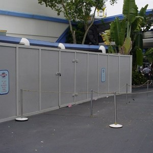 3 of 3: Buzz Lightyear's Space Ranger Spin - Buzz Lightyears Space Ranger Spin gift shop construction
