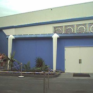 1 of 2: Buzz Lightyear's Space Ranger Spin - Buzz Lightyears Space Ranger Spin gift shop construction