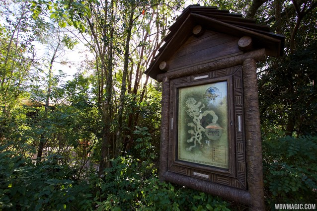 Camp Minnie-Mickey - Camp Minnie-Mickey map