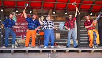 Epcot's Canadian Lumberjacks show to permanently close