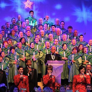 11 of 18: Candlelight Processional - John O'Hurley narrator