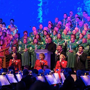3 of 6: Candlelight Processional - Edward James Olmos narrator