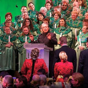 2 of 6: Candlelight Processional - Edward James Olmos narrator