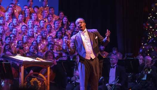 Candlelight Processional narrator line-up announced along with Dining Package reservations