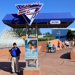 3 of 15: Captain EO - Captain EO 2010