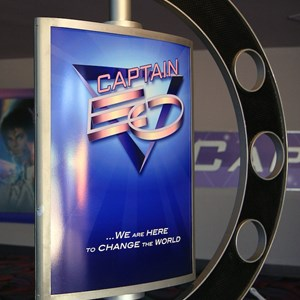 11 of 15: Captain EO - Captain EO 2010