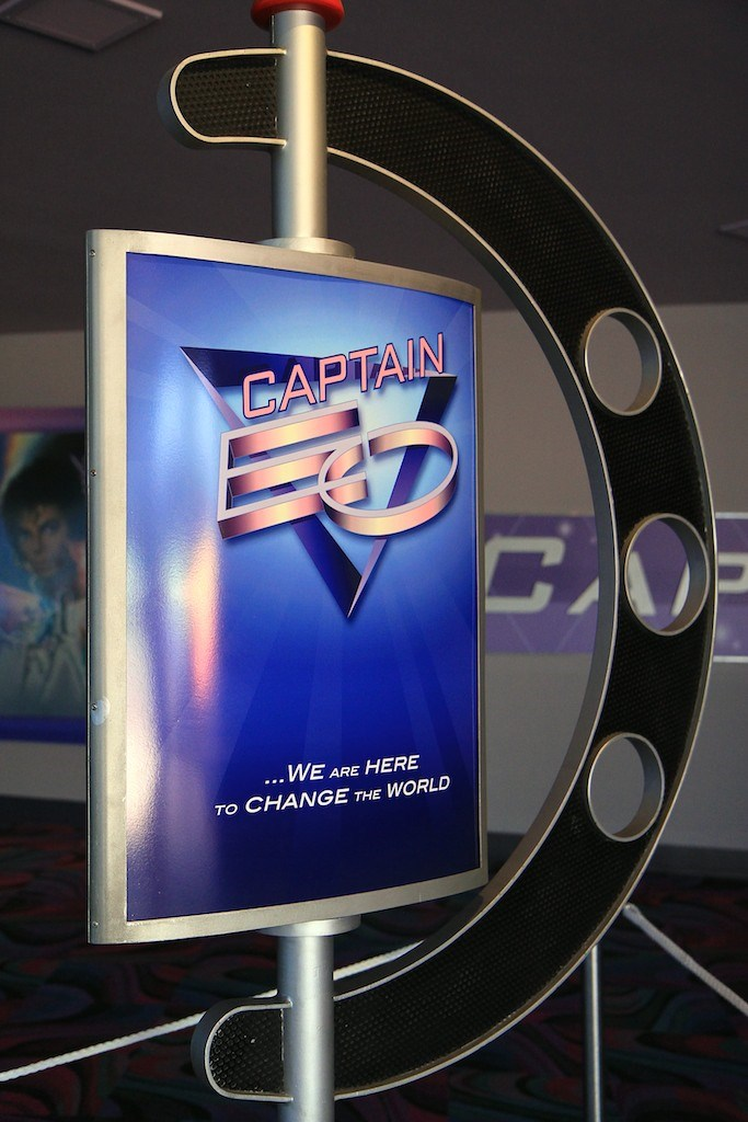 Captain EO 2010