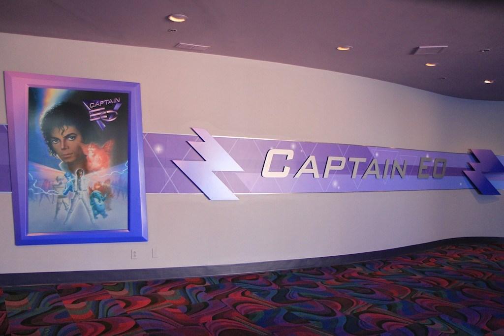 Captain EO 2010
