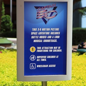 12 of 15: Captain EO - Captain EO 2010