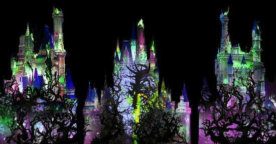 Celebrate the Magic villains edition concept art