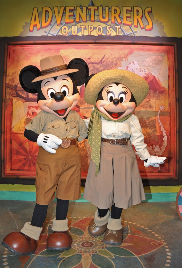 Character Meet and Greets at Disney's Animal Kingdom