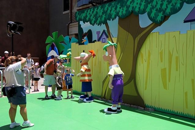 Character Meet and Greets at Disney's Hollywood Studios