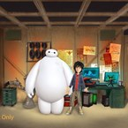 Big Hero 6 meet and greet concept art