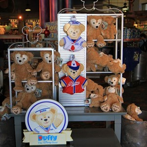 42 of 44: Character Meet and Greets at Epcot - Duffy merchandise in Mouse Gear