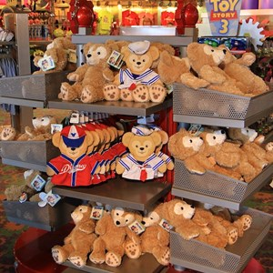 43 of 44: Character Meet and Greets at Epcot - Duffy merchandise in Mouse Gear