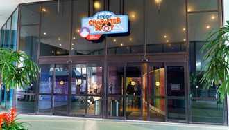 Disney Visa character meet and greet moves location at Epcot