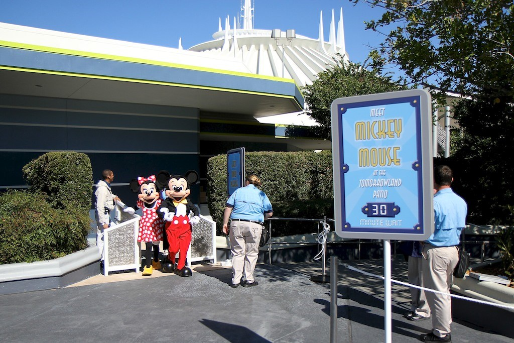 Post Toontown Fair closing - Mickey Mouse meet and greet locations
