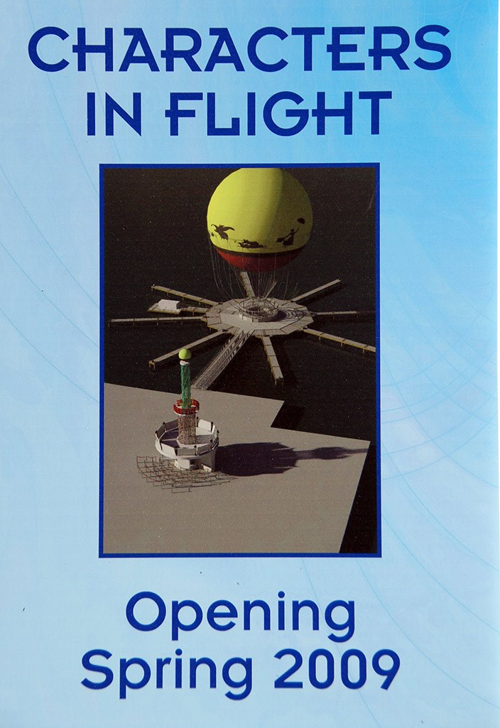 Characters in Flight construction
