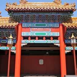 China Marketplace refurbishment