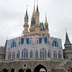 Castle Fantasyland refurbishment