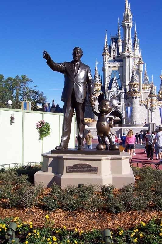 Cinderella Castle overlay installation