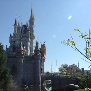 5 of 8: Cinderella Castle - Cinderella Castle overlay now complete