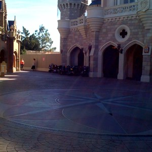 8 of 8: Cinderella Castle - Cinderella Castle refurbishment