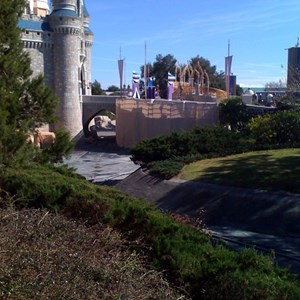4 of 8: Cinderella Castle - Cinderella Castle refurbishment