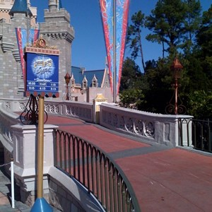 5 of 8: Cinderella Castle - Cinderella Castle refurbishment