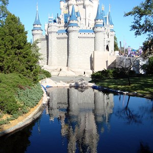 3 of 6: Cinderella Castle - Cinderella Castle refurbishment