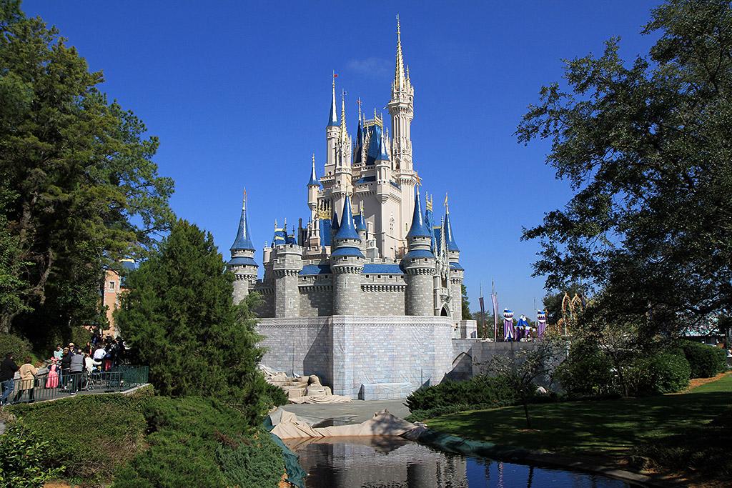 Cinderella Castle Photography Cinderella Castle