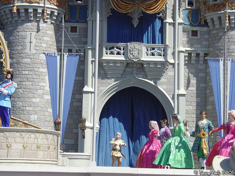 Cinderellabration soft opening performance