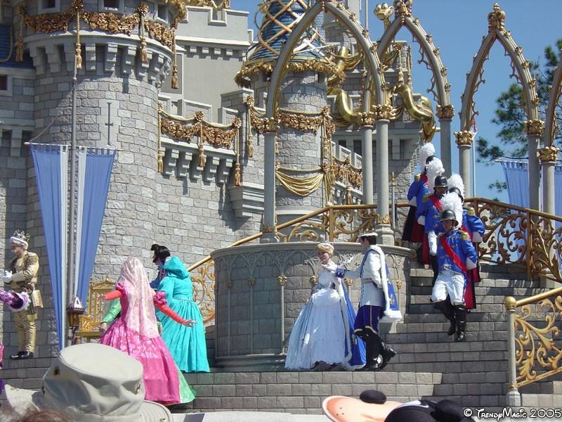 Cinderellabration soft opening performance