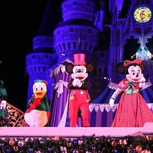 1 of 22: Cinderella's Holiday Wish - Cinderella's Holiday Wish show