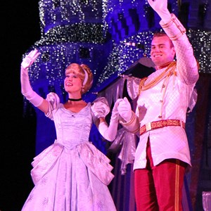 18 of 22: Cinderella's Holiday Wish - Cinderella's Holiday Wish show