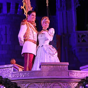 13 of 22: Cinderella's Holiday Wish - Cinderella's Holiday Wish show