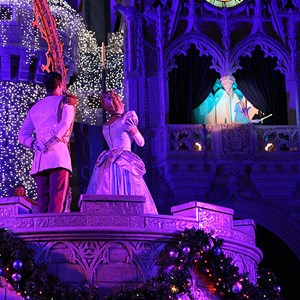 8 of 22: Cinderella's Holiday Wish - Cinderella's Holiday Wish show