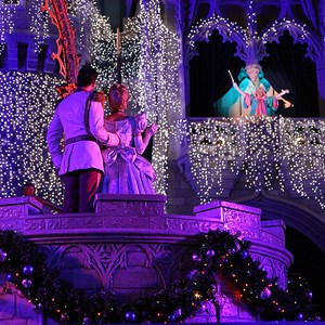 11 of 22: Cinderella's Holiday Wish - Cinderella's Holiday Wish show