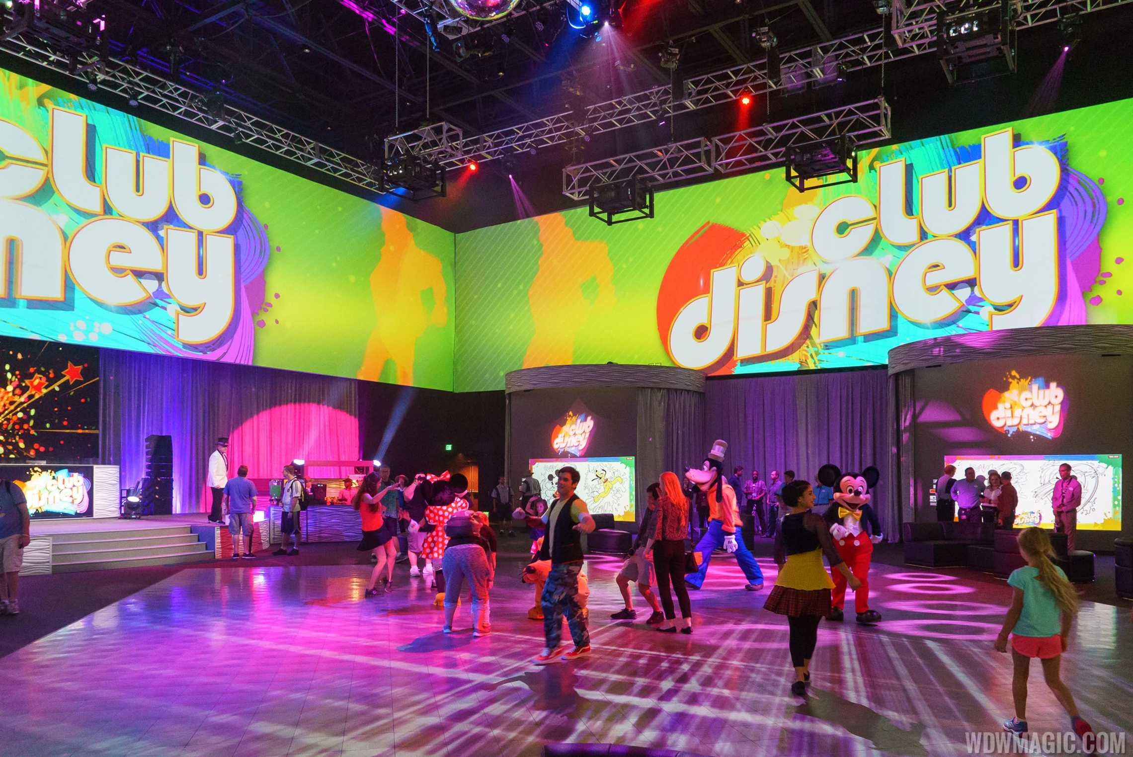 Photos Club Disney Opens At Disney S Hollywood Studios