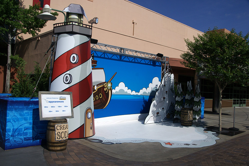 Photos Of The New Club Penguin Meet And Greet Test