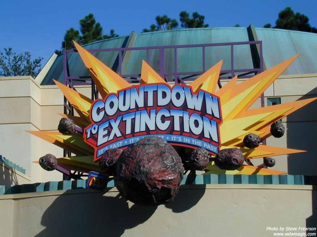 Countdown to Extinction photos
