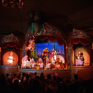 1 of 1: Country Bear Jamboree - Country Bear Jamboree finale scene