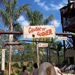 Crush n Gusher now open