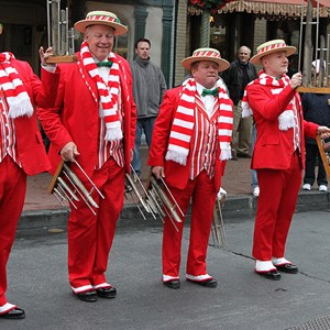 2 of 2: Dapper Dans - Dapper Dans holiday performance