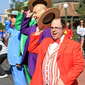 2 of 4: Dapper Dans - Dapper Dans performance