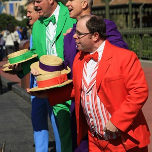 4 of 4: Dapper Dans - Dapper Dans performance